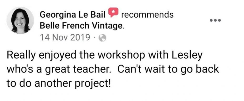 BELLE-VINTAGE-WORKSHOPS-LESLEY-MANCHESTER-VOIICE-FRECHIC-PAINT-FRENCHIC-STENCILS-FRENCHIC-FINISHES